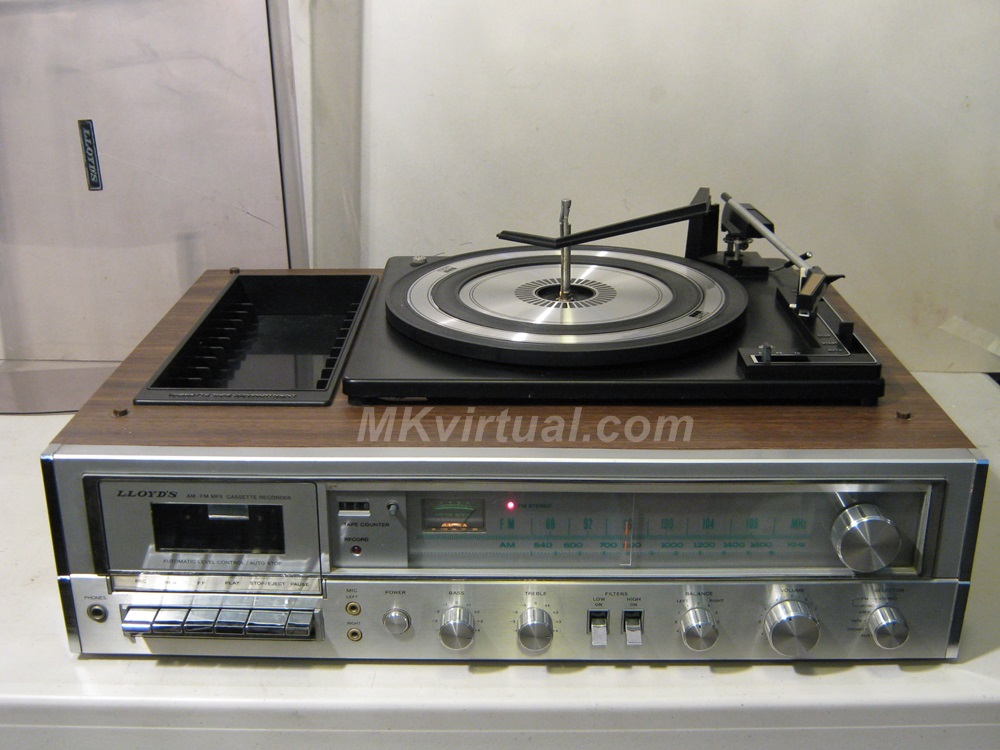 Lloyds Stereo Multiplex Model R 8726